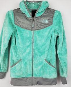 The North Face Aqua Fleece Full Zip Jacket Girl's